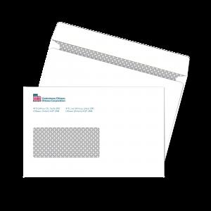 Income Tax Slip (T4) Envelope