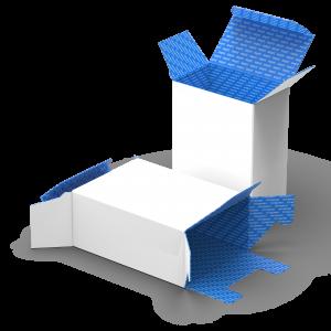 1-2-3 Lock Bottom Box with Tuck Top