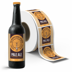 Beer Roll Labels
