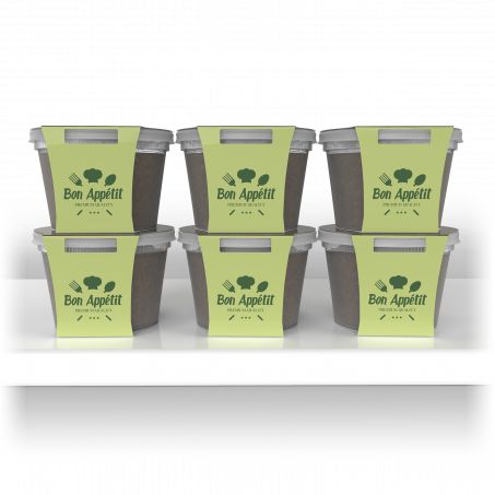Food Container Sleeves Printing
