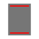 Magnetic Strip on the Back icon