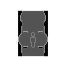 2 x 16oz (500 ml) Double Round Deli Container Sleeve icon