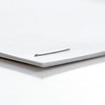 Corner Stapled Bound Documents Icon