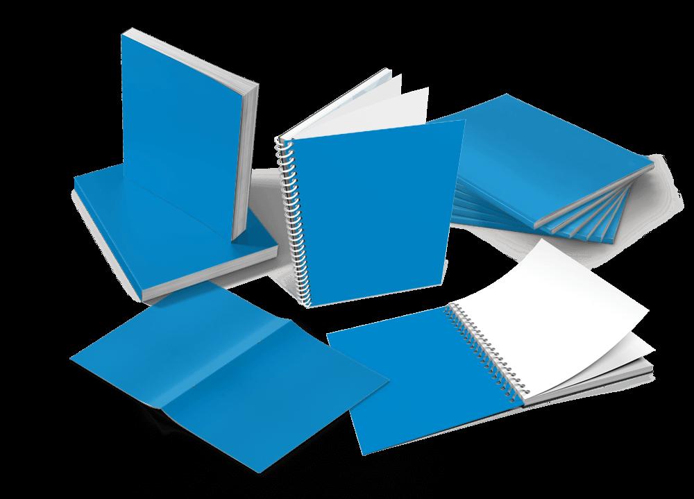 Custom Book Printing Online | NEWPRINT ca